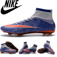 2016 Nike Mercurial Superfly FG Mens Womens Firm- Ground Socc...