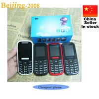 Cheapest Quad Band GSM Cell Phone 1. 8 inch Screen Dual Sim c...