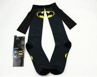 DC Superman Wonder Woman Cape Stockings Socks Batman Superma...