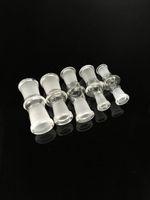 Fabricant 5pcs / lot adaptateur en verre mélange design femelle joint pour verre de tabac wapter pipe glss bong mâle jiont utilisé