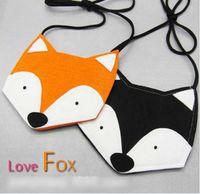 Korean Hotsale Children Girls Lovely Cartoon Fox Bag Animal ...
