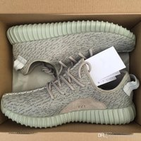 Counter Genuine Yeezy 350 Boost Moonrock Kanye West Shoes Fa...