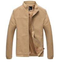 2015 autumn jackets for men coat slim fit mens clothes plus ...