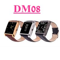 DM08 Smart Watches Wearable Android smartwatch, CE ROHS smart...
