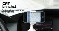 360 ° rotating car navigation frame. Phone clip, car mini mo...