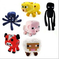 Minecraft Wholesale Game Plush Toys High Quality Plush Toys ...