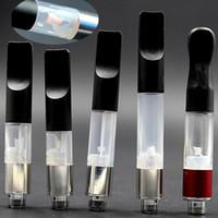 l'huile de chanvre CBD Bud tactile vaporisateurs e cigarette stylos Vape 510 réservoir ce3 atomiseur bourgeon clearomizer cartouche épaisse atomiseur d'huile cireuse DHL AT068
