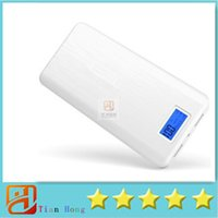 New Mobile Power Bank 20000mah powerbank portable charger ex...