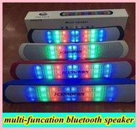 multi- funcation Bluetooth Speaker For iPhone 6 Wireless Blue...