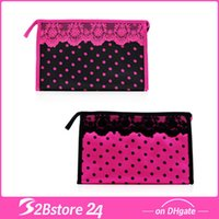 NEW Lace Fashion Hand Bag Makeup Bag with 7 Styles for Trave...