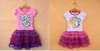 Fashion New Girls my little pony tutu Dress Children Princes...