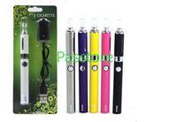 Cigarette MT3 Evod Starter Kit paquet de boursouflure électronique 650mAh / 900mAh / 1100mAh Battery MT3 atomiseur vaporisateur Clearomizer livraison gratuite