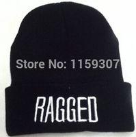 RAGGED Beanie Winter Skullies Street Hip- hop Hats Free Shipp...