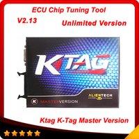 2015 Newest K tag V2. 13 Unlimited Version high quality ktag ...