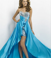 In Stock Cheap Evening Dresses Sweetheart Neckline Sparkling...