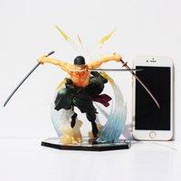 Anime One Piece POP Roronoa Zoro Banpresto Action Figure Co...