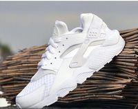 2015 Classic White Air Huarache Men Womens Running Shoe Whit...