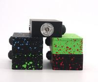 Комплекты Box Box Набор TUGBOAT 6 цветов DHL Доставка E Наборы сигарет
