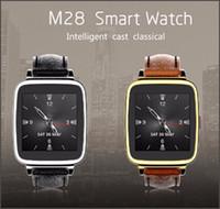 2015 New RWatch Bluetooth Smart Watch M28 with newest MT2520...