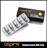 Оригинальные катушки BDC для катушек BDC для Aspire BDC Atomizer CE5 CE5-s vivi nova Мини-форсунки ET ET-S мини-распылители для макс.