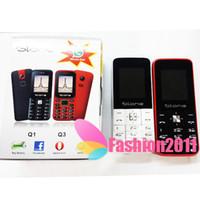 Cheap Elder phone Q1 MP3 Camera Dual SIM Big Keyboard Loud S...