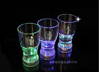 2015 high quality Cola cup, 360ml LED water glass, 7 colors ...