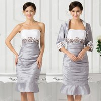 Grace Karin Sexy Vintage Strapless Mother of the Bride 2PCS ...
