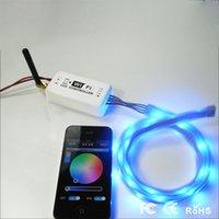 Senza fili di RGB LED Strip Wifi controller per iOS iPhone Smartphone Android Tablet 2.3 versione o IOS sistema CC 7.5-24V Uso facile H9741