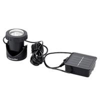 Alimentato Solare all'aperto Faretto a LED con Piscina e Giardino Impermeabile Spot di Luce della Lampada Espresso Dropshipping H8855