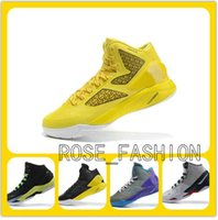 Wholesale Basketball Shoes Clutchfit Drive Curry one Yellow ...