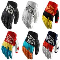 Troy Lee Designs Mens Motorcycle Racing Gloves Motocross Cli...