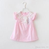 baby girl kids lace dress crochet dress embroidery dress flo...
