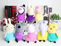New Pink pig series friends Rebecca Emily Candy Danny 8 styl...