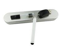 Cig kits kit kit de boîte de crayon de démarrage CDB atomiseur d'huile cigarettes électroniques vaporisateur CE3 atomiseur e 2015 BUD tactiles