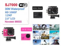Full HD 1080P Waterproof WiFi Action Camera 2. 0 LCD 12MP ori...