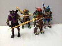 New 2014 Movie Version 12. 5cm Teenage Mutant Ninja Turtles T...