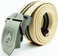 A19 Brand New Canvas Belt for Man Military Airgorhe Belt 21 ...