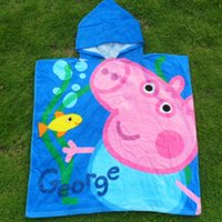 Baby Bathroom Towels Children Clothing Boys Robes Kids Bath ...