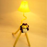 Modern children' s room cartoon garden floor lamp, bedro...