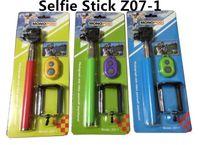 3 in 1 Extendable Handheld Self portrait Monopod selfie stic...