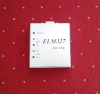 ELM327 USB metal v1. 5 rs232 com metal OBD2 ELM327 USB CAN- BU...