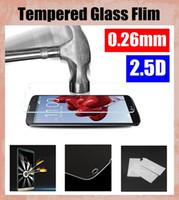 trempé de protection d'écran en verre pour l'esprit téléphones portables films LG G2 D802 D620 MINI G2 G3 D855 LG G Pro LG JOY SSC029
