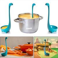 Моделирование взрыва творческая кухонная посуда Модель Nessie Ложка для ложки