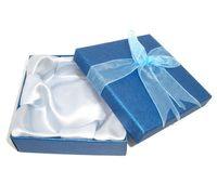 30pcs lot Fashion Square Box Organza Ribbon Bowknot Jewelry ...