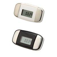 LCD Multi-funzione Sport cardiofrequenzimetro cardiofrequenzimetro punto del Pedometro di Caloria Distanza Contatore Y0403