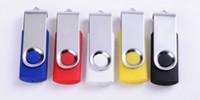 Capacidad original real 64GB 128GB USB 2.0 Memoria Flash Pen Drive Sticks USB 2.0 Drives Pendrives Thumbdrives 70pcs