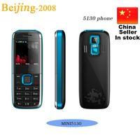 2014 Latest Mini 5130 Quad band Phone Camera MP3 Radio Bluet...