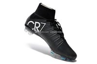 2015 Superflys CR7 Men Soccer Cleats Mens Soccer Shoes zapat...