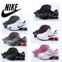 Free Shipping Nike Air Shox NZ 2016 Mens Running Shoes, Chea...