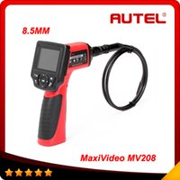 Autel Maxivideo MV208 Digital Inspection Videoscope Diagnost...
